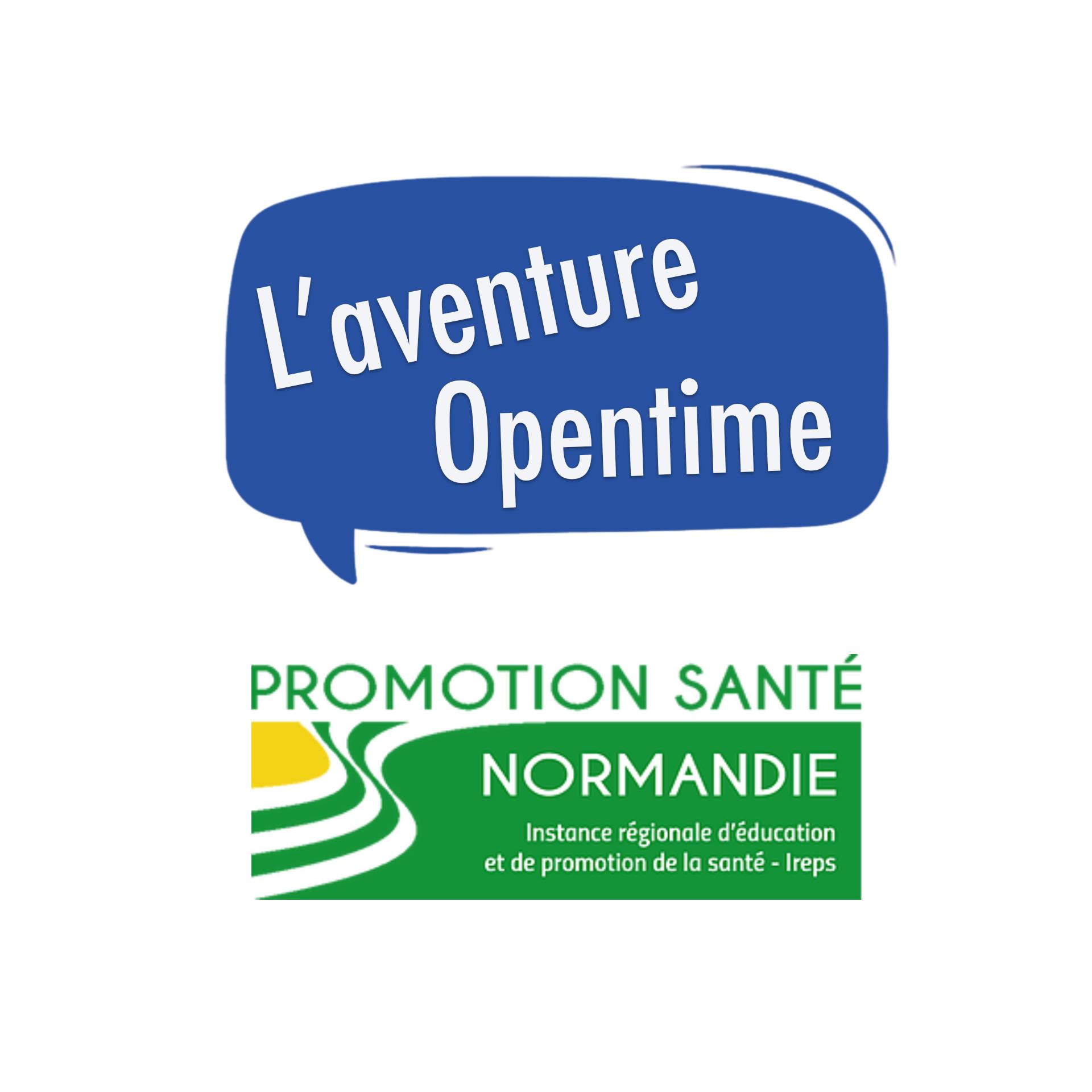 Promotion Santé Normandie rejoint l'aventure Opentime
